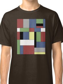Mondrian #5 Classic T-Shirt