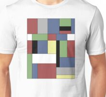 Mondrian #5 Unisex T-Shirt