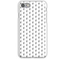 Double Helix Pattern iPhone Case/Skin