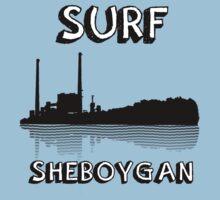Surf Sheboygan by DrifterThreads