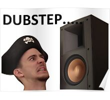 Dubstep Pirate Poster