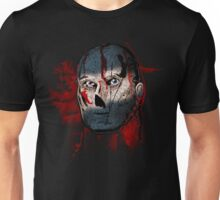 TOK comic book mask Unisex T-Shirt