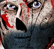 TOK comic book mask Sticker