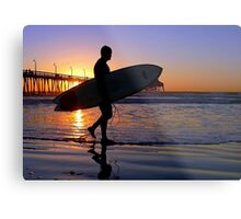 Nocturne Pacifica Metal Print