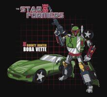 Boba Vette Kids Clothes
