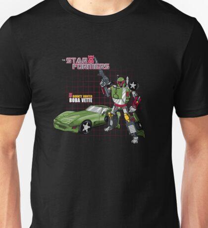 Boba Vette Unisex T-Shirt