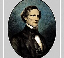Jefferson Davis by warishellstore