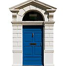 Irish building door by luissantos84