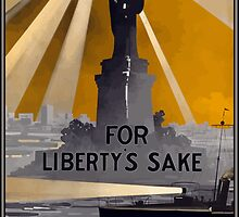 Enlist In The Navy -- For Liberty's Sake by warishellstore