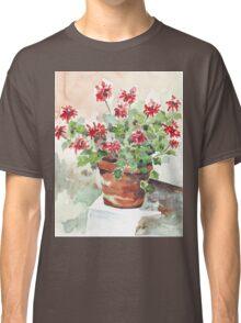 Sweet Geranium Classic T-Shirt