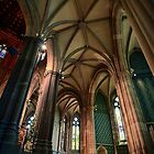 St. Patricks Cathedral, Melburne by Alex Ford