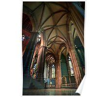 St. Patricks Cathedral, Melburne Poster