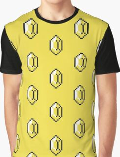 Rupee (Yellow) Graphic T-Shirt