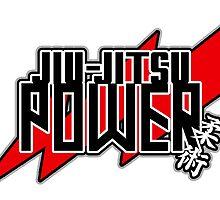 Jiu-Jitsu Power! by Jiu-Jitsu-Life
