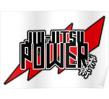Jiu-Jitsu Power! Poster