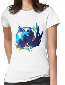 Luna Womens Fitted T-Shirt