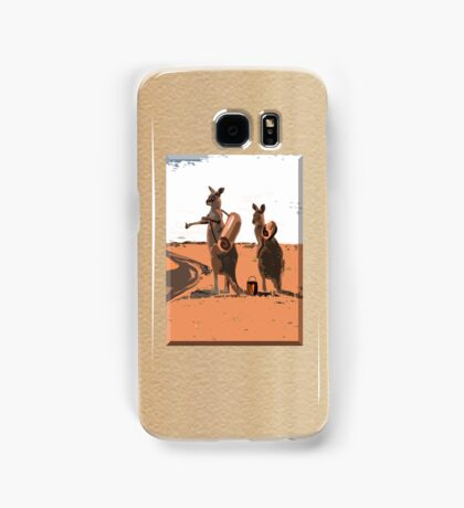 HITCHING AUSSIES Samsung Galaxy Case/Skin