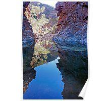 Serpentine Gorge Poster