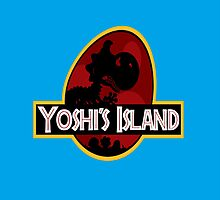 Yoshis Island! by mitchrose