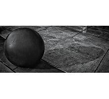 Ball Photographic Print