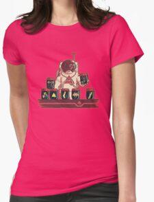 Kleptonaut Womens Fitted T-Shirt