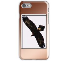 WHERE EAGLES DARE iPhone Case/Skin