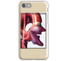 WIRE MAN iPhone Case/Skin