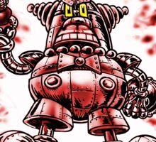Mighty Clownbot Sticker