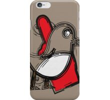 Flip The Bird  iPhone Case/Skin