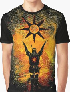 Praise the Sun Art Graphic T-Shirt