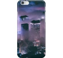 Foggy Night iPhone Case/Skin