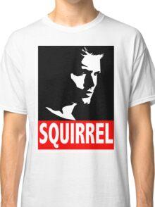 "Dean ""SQUIRREL"" Supernatural Classic T-Shirt"