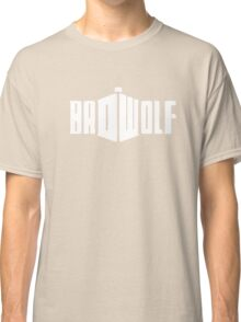 Doctor Who - Bad Wolf Classic T-Shirt