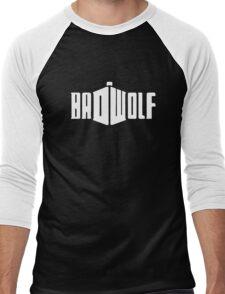 Doctor Who - Bad Wolf Men's Baseball ¾ T-Shirt