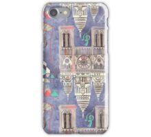 Paris in Violet iPhone Case/Skin