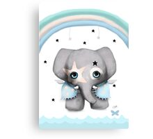 Little Star Canvas Print