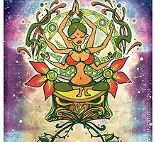 Goddess by Divya Suvarna