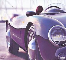 356 speedster by Sharon Poulton