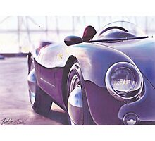 356 speedster Photographic Print