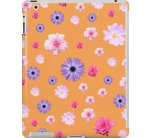 Mixed Roses and Other Flowers iPad Case/Skin