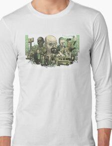 Breaking Bad World Long Sleeve T-Shirt