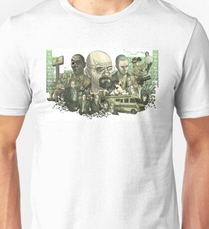 Breaking Bad World Unisex T-Shirt