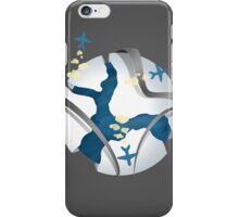 Travel over the world iPhone Case/Skin