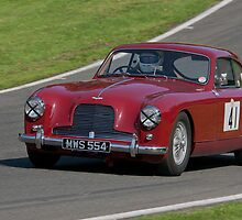 Aston Martin classic by fotopro