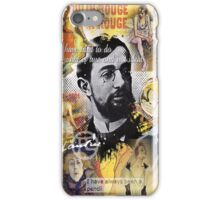 lautrec iPhone Case/Skin