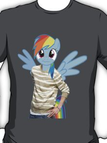 Rainbow Dash Man T-Shirt