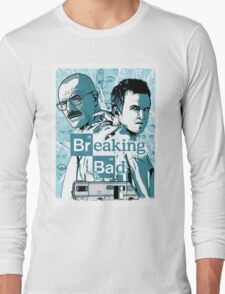 The Breaking Bad Duo Long Sleeve T-Shirt