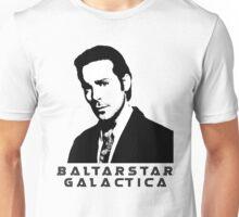 "Battlestar Galactica - Gaius ""Baltarstar Galactica"" T-Shirt Unisex T-Shirt"