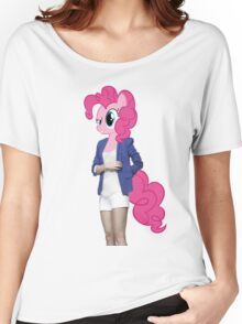Pinkie Pie Woman Women's Relaxed Fit T-Shirt