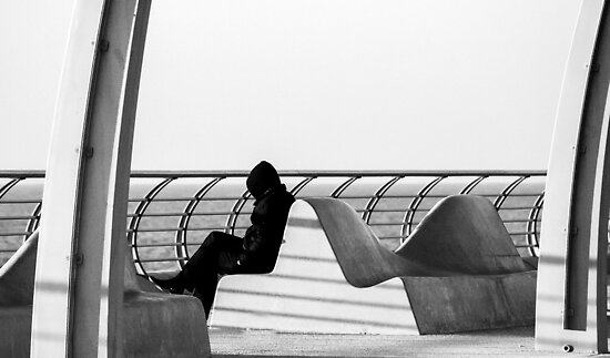 Curves and the solitary man by Alan Robert Cooke